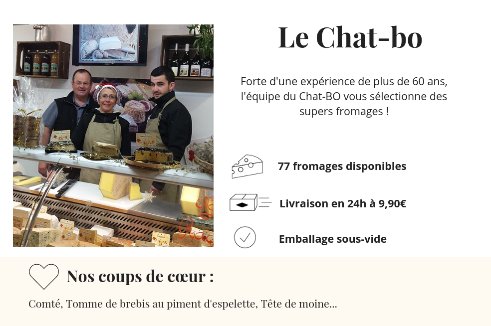 fromagerie le chat bo