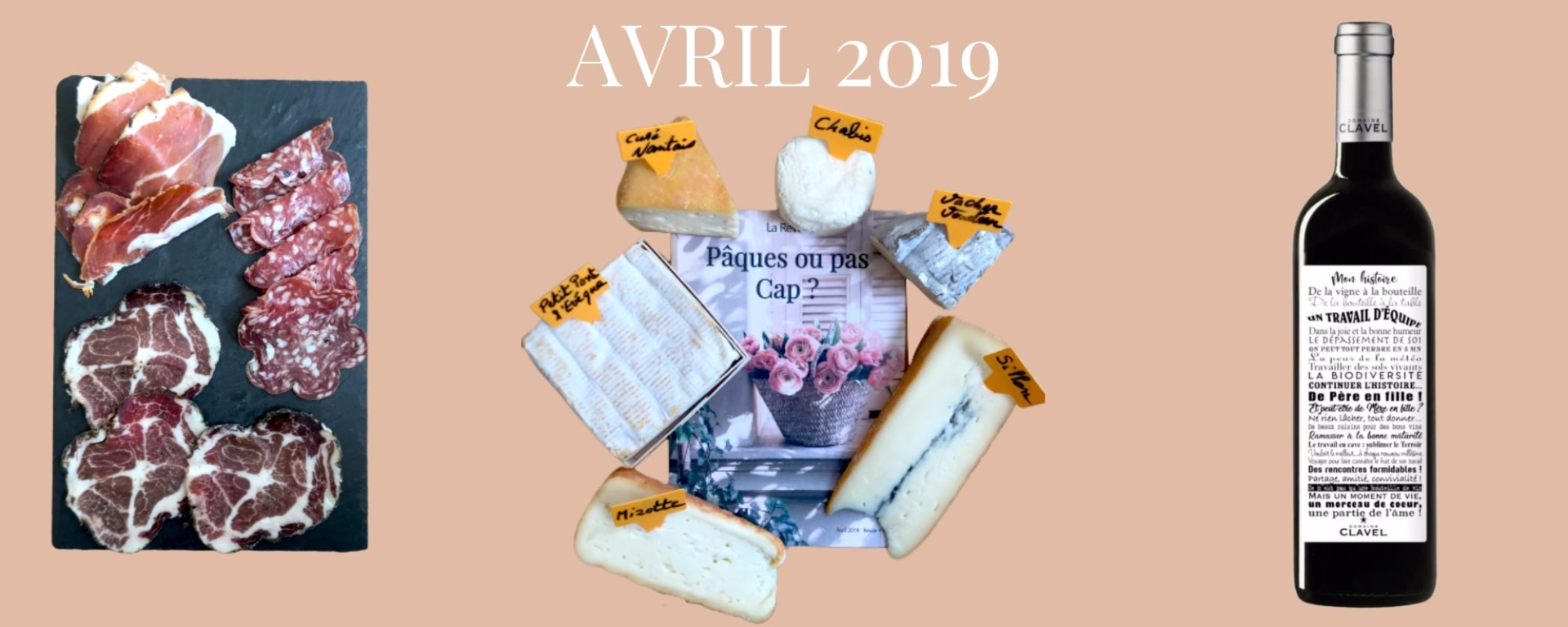 box fromage de avril 2019