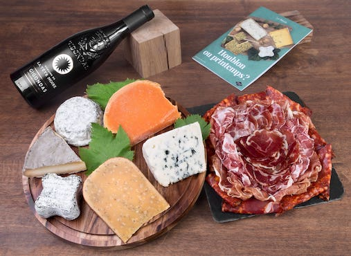 box fromage Experte